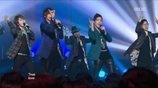 SS501 - Love Like This, 더블에스오공일 - 러브 라이크 디스, Music Core 20091031