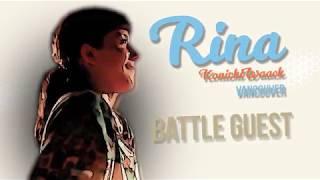 Battle Guest: Rina (KonichiWaack) - Crystallized 2017