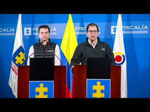 Declaración del Fiscal General de la Nación y el Contralor General de la República sobre Coronavirus