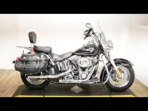 2011 Harley-Davidson FLSTC HERITAGE SOFTAIL CLASSIC in Wauconda, Illinois