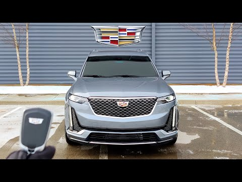 External Review Video 0eXESMoiRIE for Cadillac XT6 Crossover