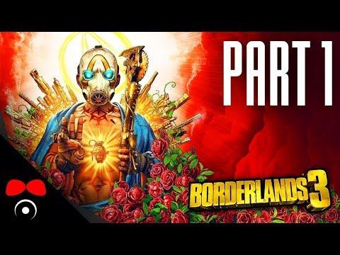 HODINOVÝ OTVÍRÁK! | Borderlands 3 #1