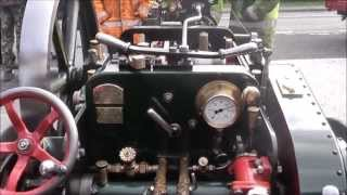 Miniature Traction Engine - 6 Inch Garrett