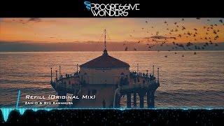 ZANIO & Ryu Kawamura - Refill (Original Mix) [Music Video] [Sunset Melodies]
