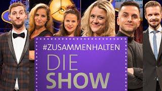 Comedy-Gala mit Florian Schroeder, Özcan Cosar, Lisa Feller u.v.m. | #Zusammenhalten für die Kultur
