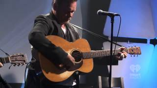 John Mellencamp Troubled Man 09 23 2014 NYC iHeartRadio Icons