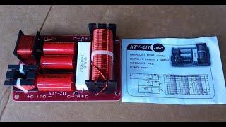 Mạch phân tần loa KARAOKE giá 330.000/cặp ( 1 bass, 2 treble) model KTV 211 lh: 01692540875