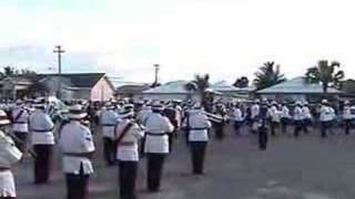 preview picture of video 'Sp. Wells Community Band & Royal Bahamas Police Force Band'