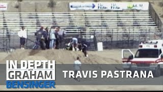 Travis Pastrana: I nearly bled out after crash