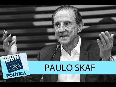 Entrevista com Paulo Skaf, pré-candidato do MDB ao governo de São Paulo.