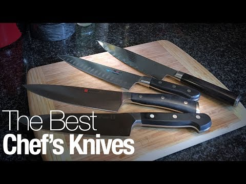 These are the best chef's knives you can buy