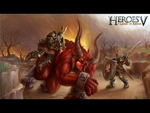 Герои меча и магии 4 все части видео
