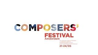 Composers' Festival Amsterdam 2015