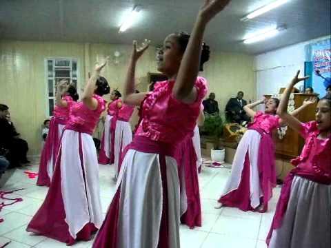 O Dia da Igreja - Thayara