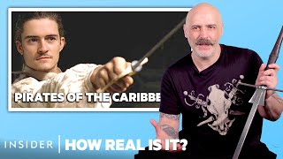 Sword Master Rates 10 More Sword Fights In Movies And TV | How Real Is It?
