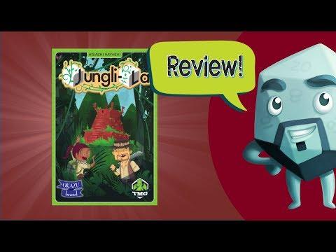 Jungli-La Review - with Zee Garcia