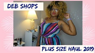 Deb Shops 60% OFF EVERYTHING Try On Haul!!! | $18 And Below!