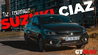 A reasonable car for a reasonable man! Suzuki Ciaz - S01,E02