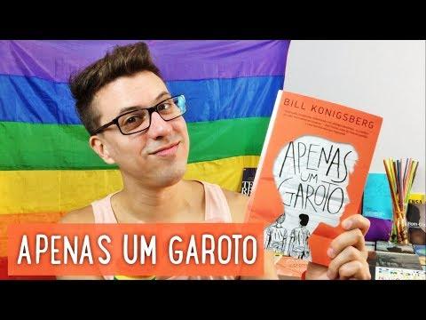 Eu Leio LGBT | Apenas Um Garoto