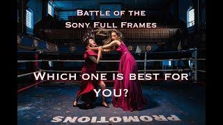 Download Battle of the Full Frames! Sony A7iii vs  Sony A7Riii vs