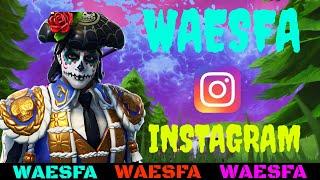 WAESFA INSTAGRAM ⚠ VICTORY ROYAL
