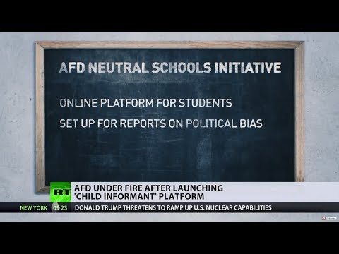 'Neutral schools': 1000s sign petition against website denouncing 'biased' teachers in Germany
