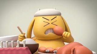 Астролология | Поедание сумо Мультфильмы для детей | Полные эпизоды | WildBrain