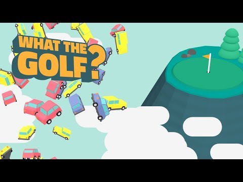 WHAT THE GOLF? Announcement trailer thumbnail
