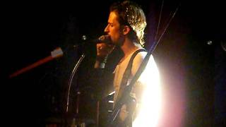 Jimmy Gnecco - talking - Mexicali Live 6/21/2010