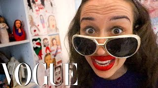 73 Questions With Miranda Sings  | Vogue