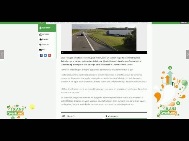 Netfilx NarcosS2 Mediahuis inread LAvenir BEFR