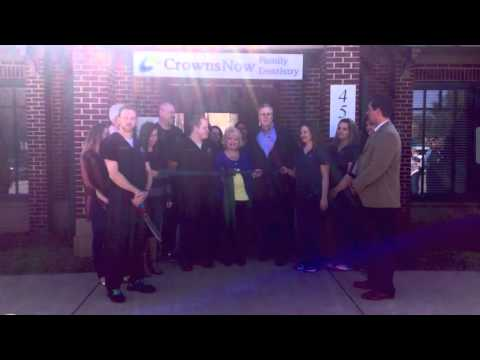Crowns Now Ribbon Cutting