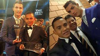 Dulu Raih Pukas Award Bareng Ronaldo, Pemain Bola Ini Kini Tanpa Klub dan Pilih Jualan Parfum