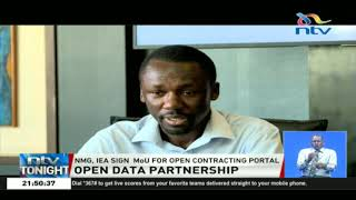 NMG signs tenders portal deal - VIDEO