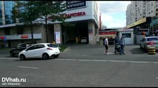 Сводка ДТП в Хабаровске