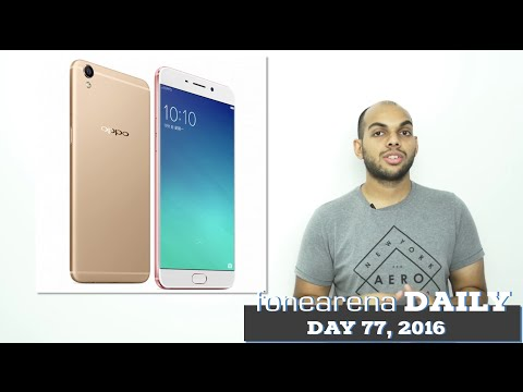 Oppo R9 and R9+ announced, Amkette Evo Gamepad Pro 2 Giveaway - FoneArena Daily