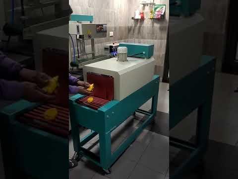 Heat Shrink Tunnel Packaging Machine