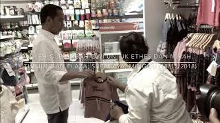 Jokowi Pilih dan Bayar Sendiri Oleh-oleh untuk Cucu