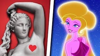 The Messed Up Origins Of Aphrodite | Mythology Explained - Jon Solo