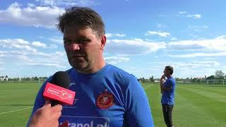 Widzew TV: Radosław Mroczkowski mówi o nowym piłkarzu