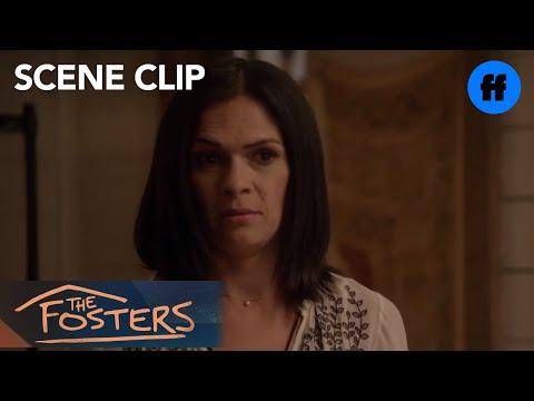 The Fosters | Season 5, Episode 8: Gabe Pleads To Ana | Freeform