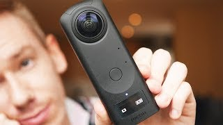 Ricoh Theta Z1 Review: Worth the Hype?