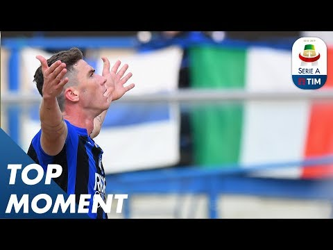 Robin Gosens Demolishes Chievo With 5th Goal | Chievo 1-5 Atalanta | Serie A