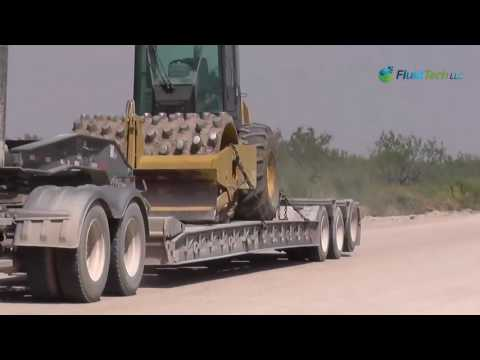 Trans Seal I Dust Control Application Video