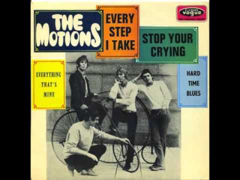 The Motions - Everything (That's Mine)