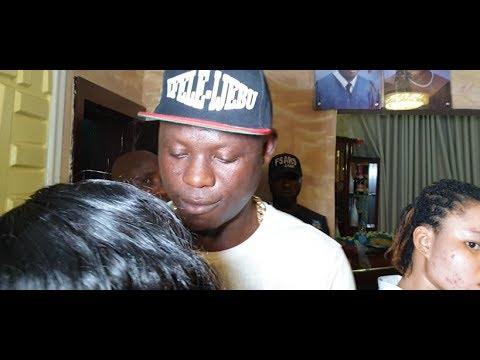 Ijebu NURTW Chairman, Efele & Others Storms MC Oluomo Birthday Party