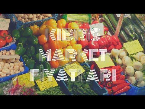 KIBRIS PAHALI MI? | Kıbrıs Market Fiyatları