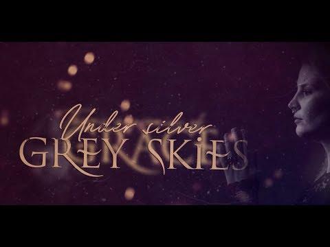 Under Grey Skies (Lyric Video) [Feat. Charlotte Wessels of Delain]
