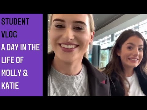 Video thumbnail of A day in the life of Molly and Katie