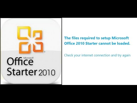 office word starter 2010 download
